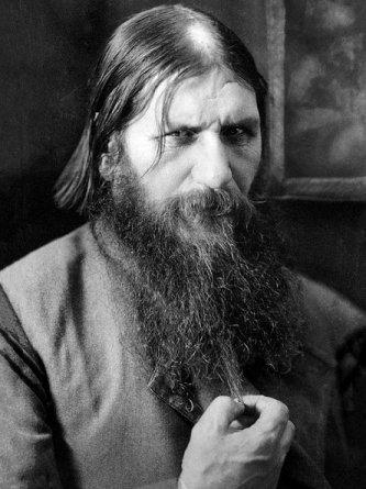 제정 러시아를 파멸로 이끈 라스푸틴(1916년)