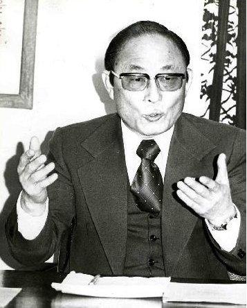 승려이자 목사이며 영생교를 창시한 최태민(1912년 ~ 1994년). 그의 '유산'은 최순실에게 이어진다.