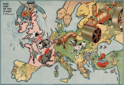 제국 러시아의 위용