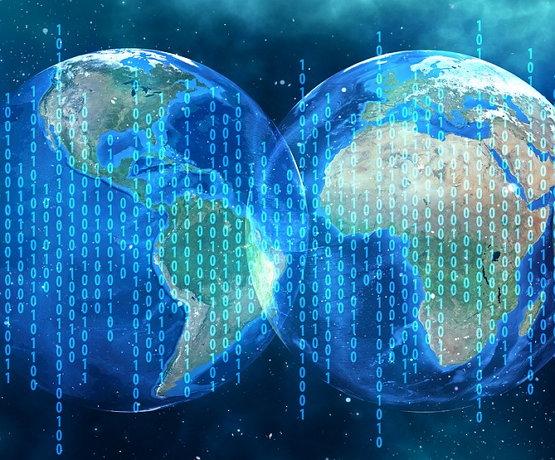 인터넷 온라인 세계