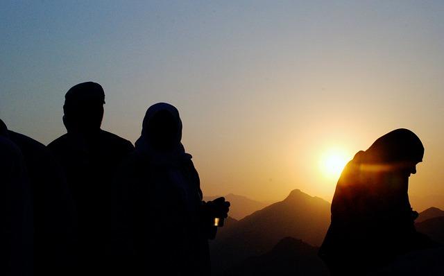 이슬람 태양 여명