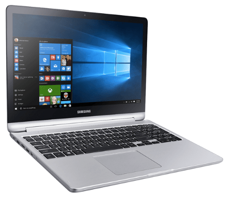 Samsung Notebook 7 Spin - Design