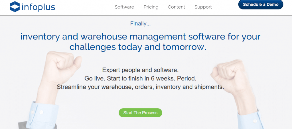 25 Small Business Inventory Software Solutions - Infoplus