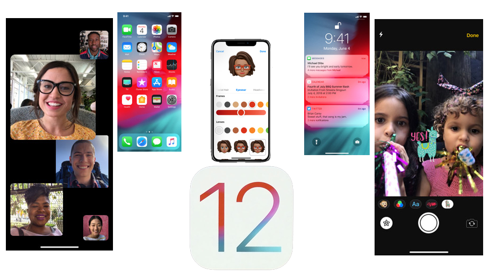 iOS 12 Preview -- 10 Things Small Business Users Should Know