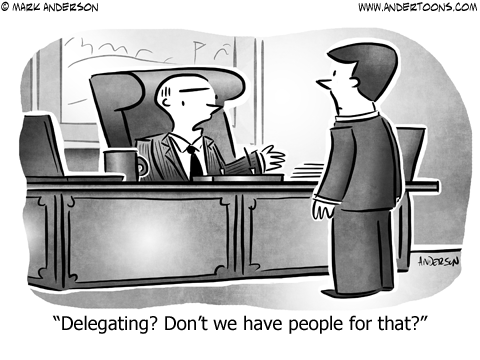 The Importance of Delegation to Small Business Success