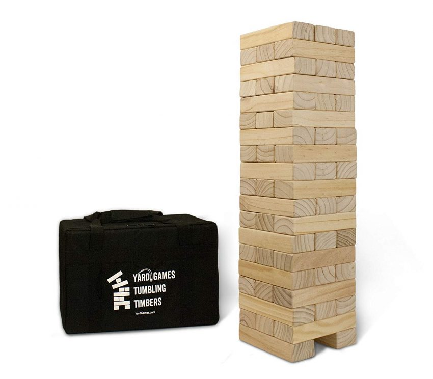 Secret Santa Gift Ideas for Your Next Office Party - Wooden Yard Game