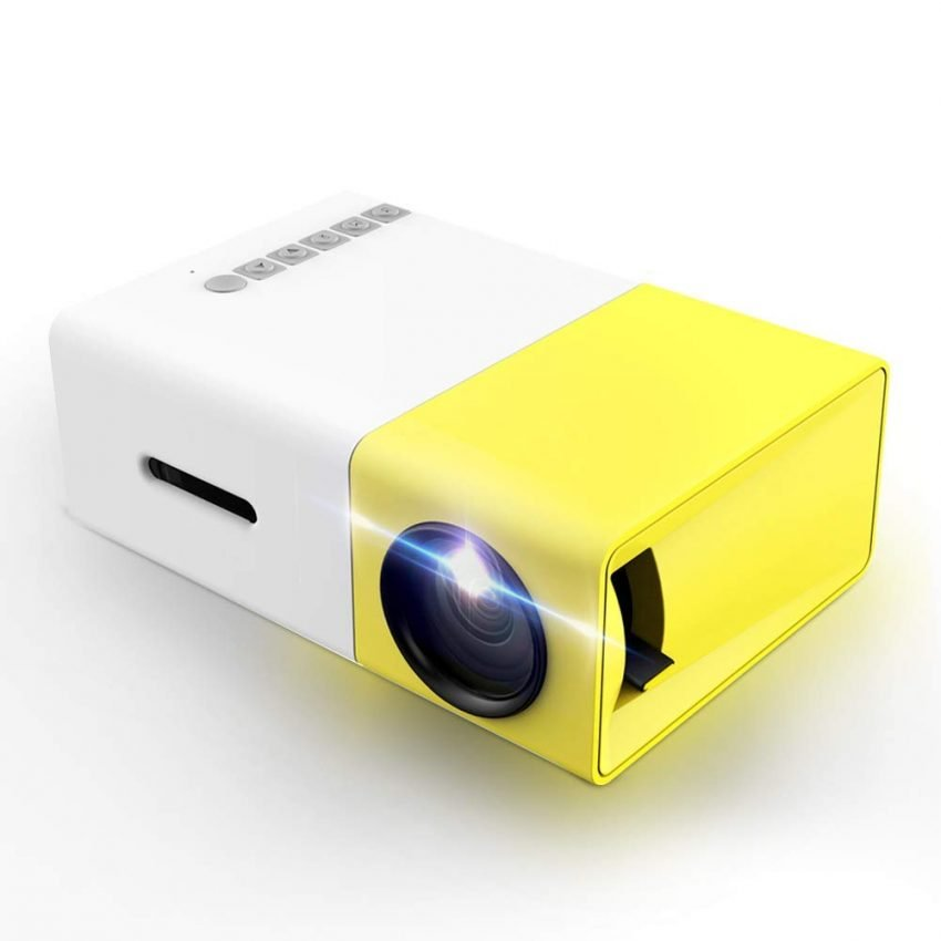 20 Awesome Tech Gifts for the Small Business Owner On Your List - Portable Projector