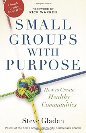 Samll Groups with Purpose by Steve Gladen