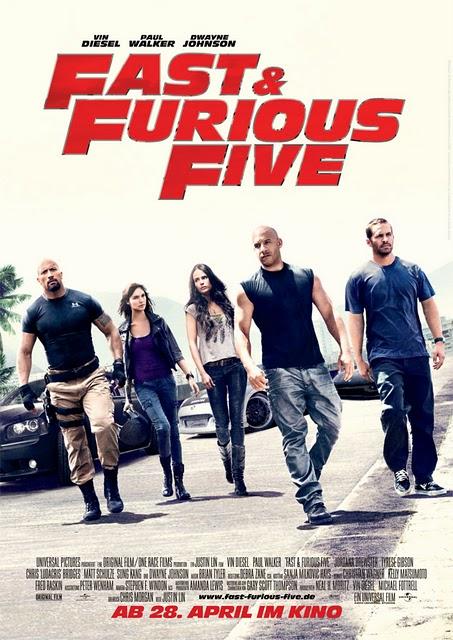 [Critique] Fast 5 (2011)