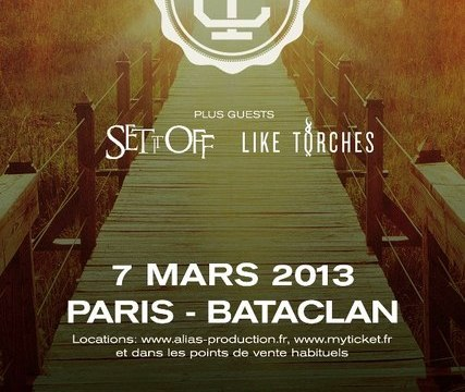 Yellowcard bataclan
