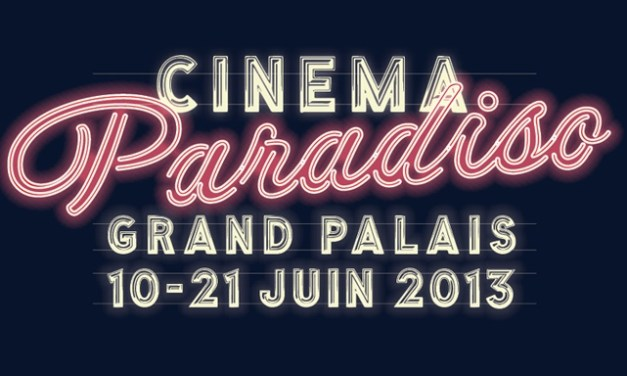 CINEMA PARADISO du 10 au 21 juin 2013 à Paris
