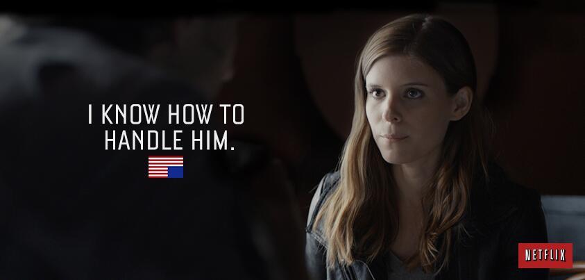 Zoe n'a jamais eu aussi tort. © Netflix