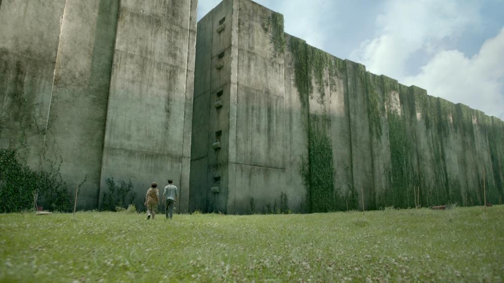 le labyrinthe wes ball