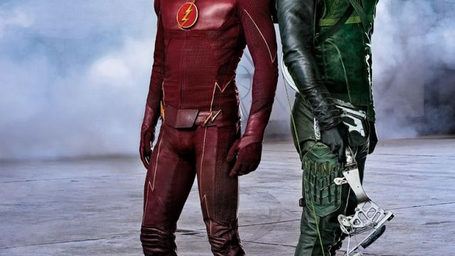 Rencontre flash arrow
