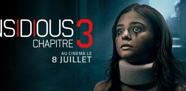 Insidious 3 @SonyPictures