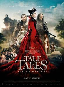 L'affiche de Tale of Tales @LePacte