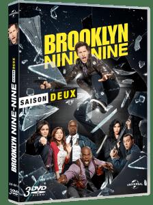 DVD Brooklyn Nine Nine S2