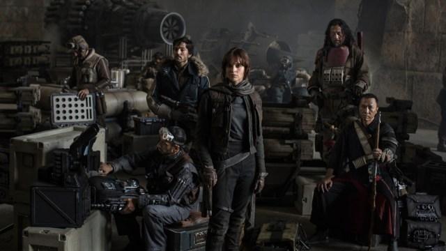 Le casting de Rogue One