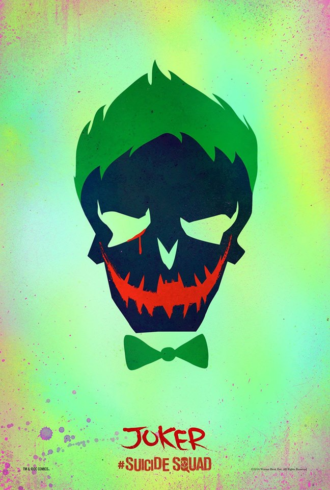 Suicide Squad poster 3