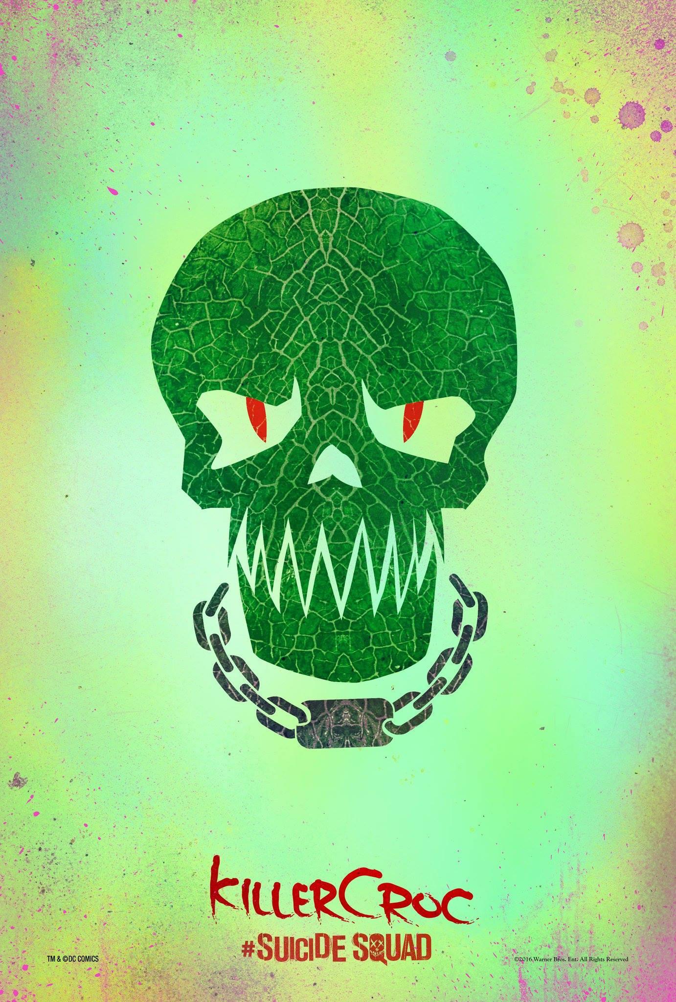 Suicide Squad poster 8