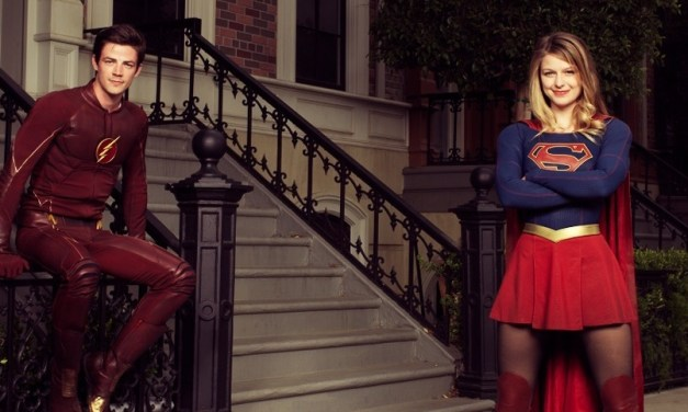 Supergirl / Flash : le crossover arrive le 28 mars