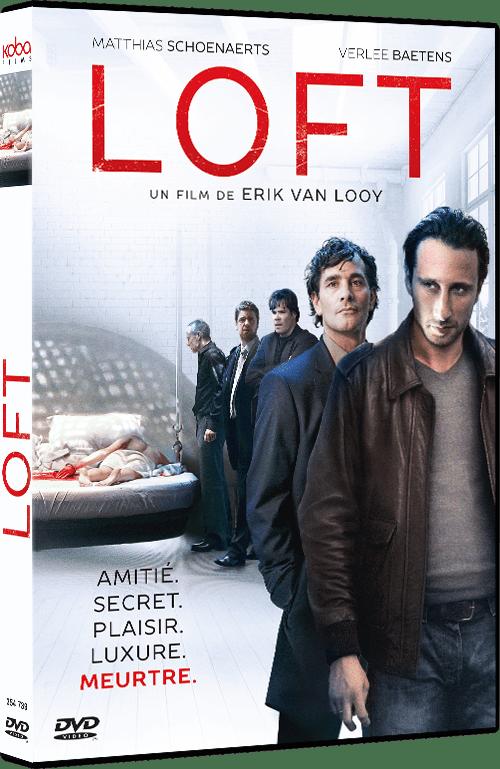 LOFT-Packshot DVD
