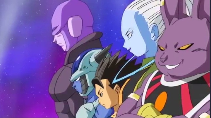 Dragon Ball Super, épisodes 33 à 35 : Vegeta se venge de Frost/Freezer !