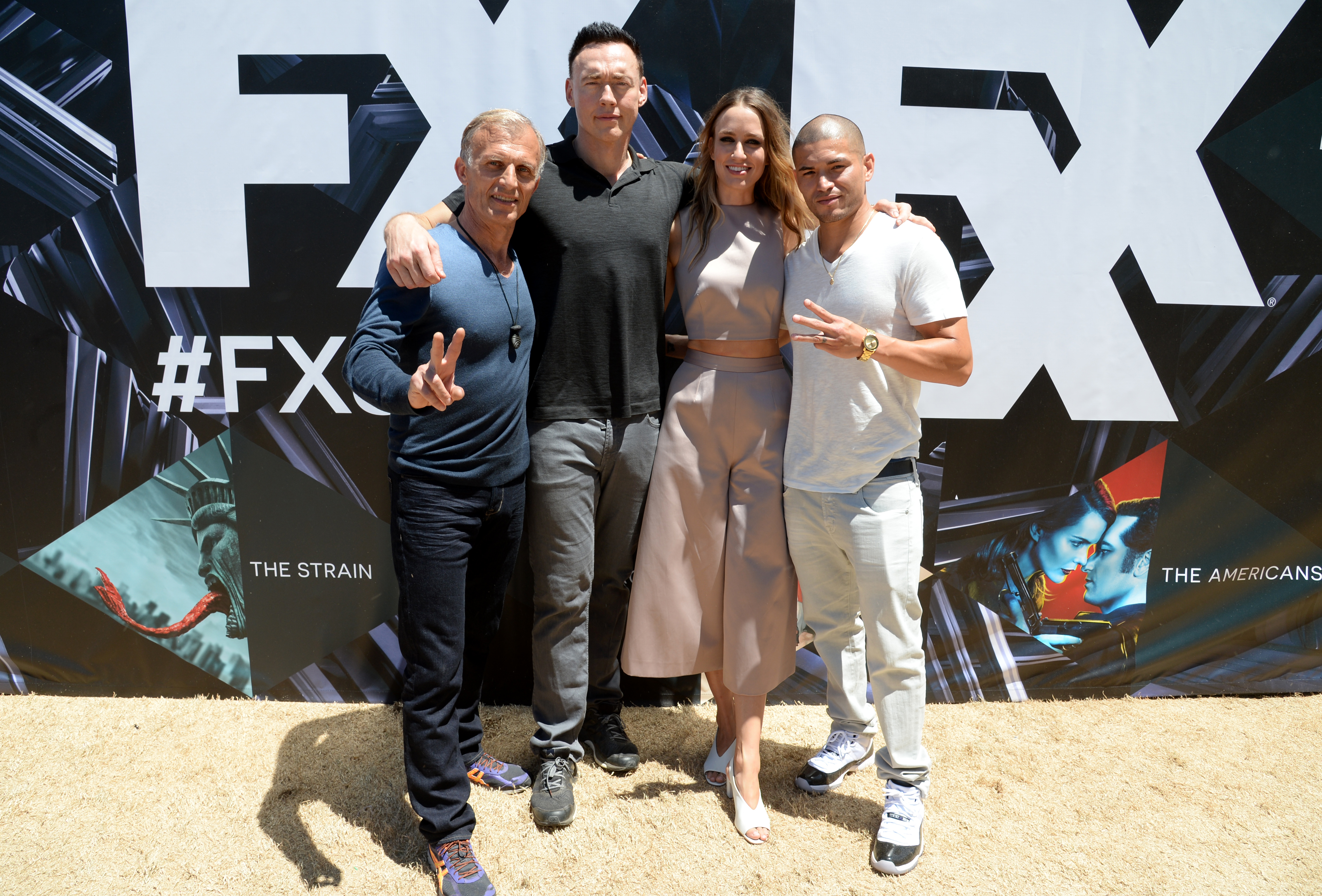FXhibition At San Diego Comic-Con 2016