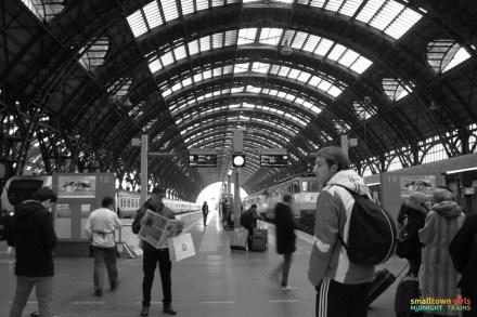 SGMT train station