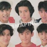 SMAP・CDデビュー直前トーク