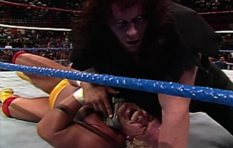 undertaker survivor series 1991 vaihtoehtoinen