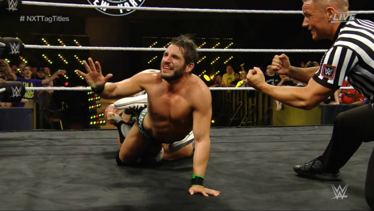 nxt takeover brooklyn ii revival vs gargano ciampa