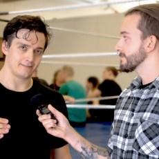 FCF Wrestling -koulutus 2017 Juhana Karhula Ville Vuohtoniemi