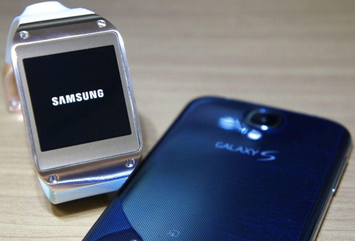 Galaxyシリーズで使えるスマートウォッチ「Galaxy Gear」レビュー