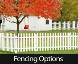 Do Fence Me In… Your Yard Fencing Options