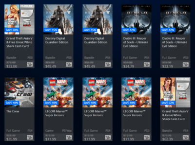 PlayStation Store Canada Best of E3 Sale: Up to 60% Off Games   Canadian Freebies, Coupons ...