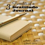 Having a grateful heart changes us. The benefits of gratitude are many. Learn the benefits of a gratitude journal and how you can start your own today.