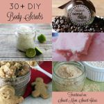 A collection of 30+ body scrubs for you to enjoy.