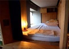compactタイプのベッド