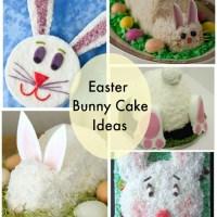 Easter Bunny Cake Ideas