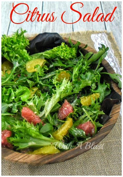 Citrus SaladP