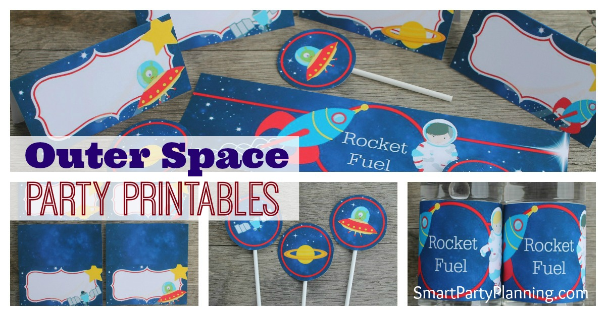 The most awesome outer space printables for Outer space planning and design group