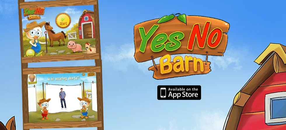 Yes No Barn