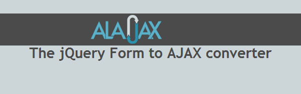 convert html forms to ajax forms with alajax jquery plugin Convert HTML Forms to Ajax Forms with Alajax jquery Plugin
