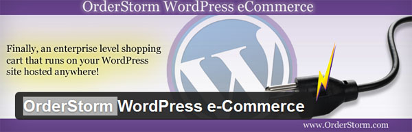 OrderStorm WordPress e-Commerce