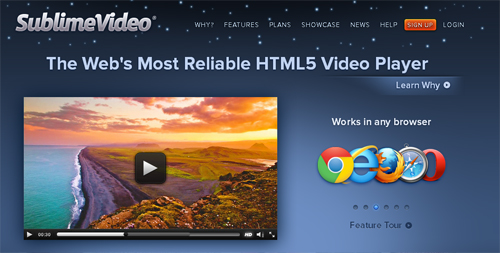 html5 video player 05 15 Best Free HTML5 Video Players