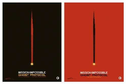 minimalist film posters matt owen 10 Simple and Minimalist Film Posters by Matt Owen