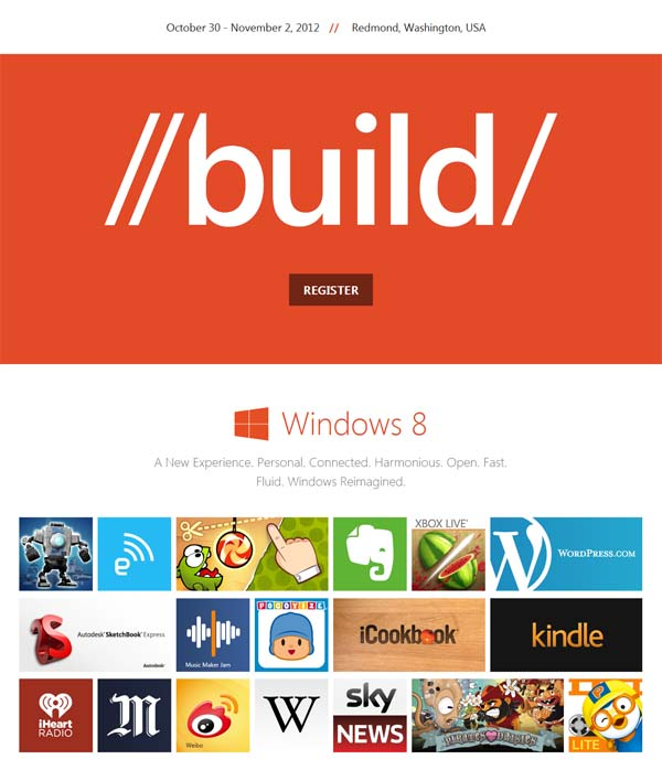 Buildwindows Web Design Inspiration #12