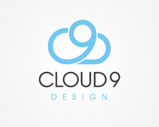cloud logo inspiration 38 50 Cloud Based Logo Inspiration