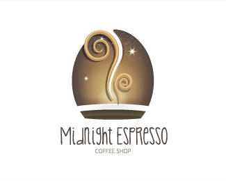 coffee logo inspiration 15 40+ Coffee Logo Inspiration